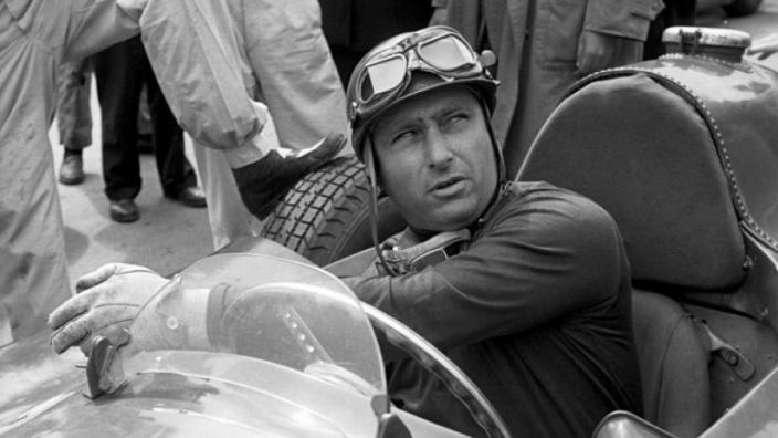 Hamilton: Fangio is the godfather of F1