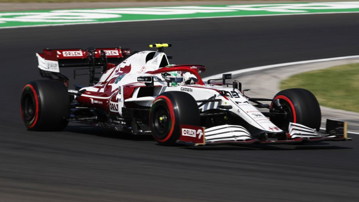 Giovinazzi avoids grid penalty after Gasly block, Alfa Romeo fined for unsafe release