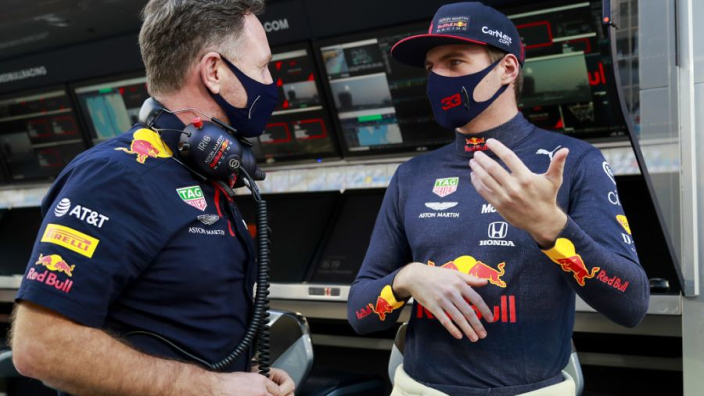 Verstappen: 'Als de reglementen niet waren veranderd was Red Bull nog dominant geweest'