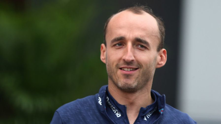 Williams' performance makes it 'easier' not to drive - Kubica
