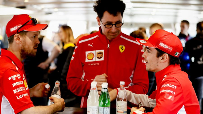 Vettel, Leclerc will be under Ferrari team orders again in 2020
