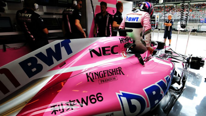 'Racing Point could overtake Red Bull'