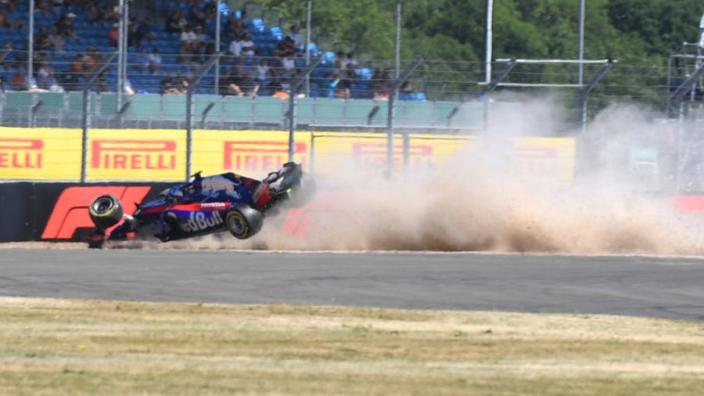 Hartley krijgt nieuwe motoronderdelen na zware crash in VT3