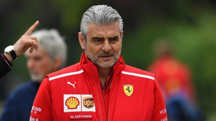 'Arrivabene zint op leidinggevende rol bij voetbalclub Juventus'
