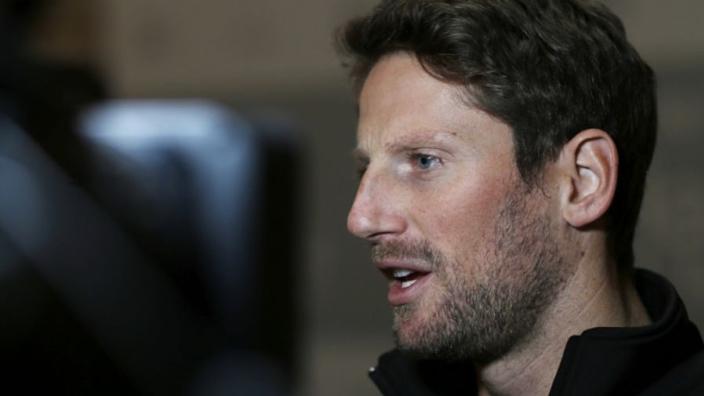 """Grosjean: """"Denk niet dat we bij de topteams zitten"""""""