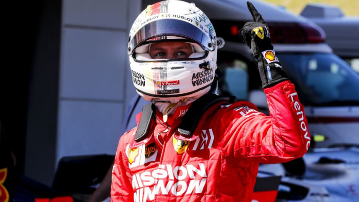 Vettel, Verstappen slam 'major BS' helmet rule