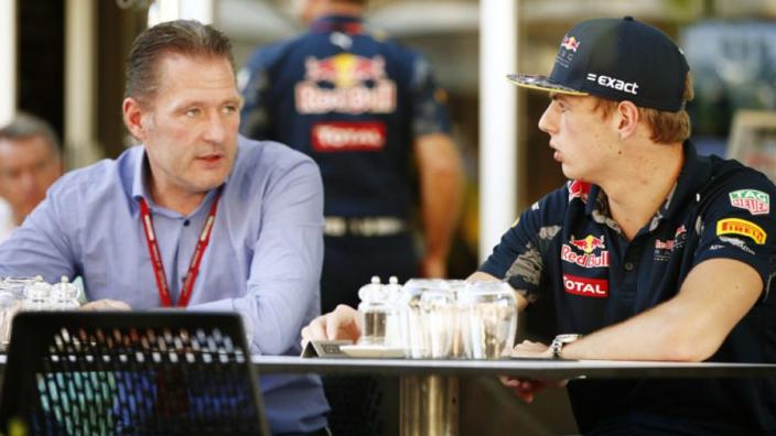 Jos Verstappen: 'Zou misschien wel weer mee willen doen aan 24 uur van Le Mans'