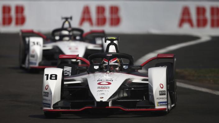 FORMULA E: Mexico E Prix Qualifying