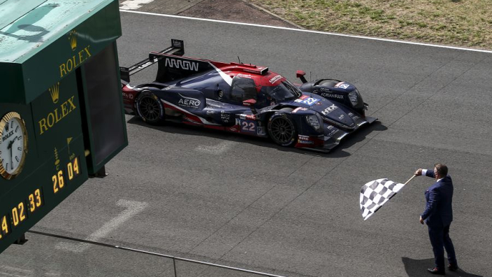 """Le Mans win """"not the same without fans"""" - Di Resta"""
