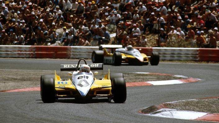 VIDÉO : France 1982, Arnoux dit non aux consignes