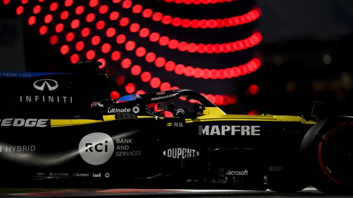 INFINITI to end Renault F1 involvement