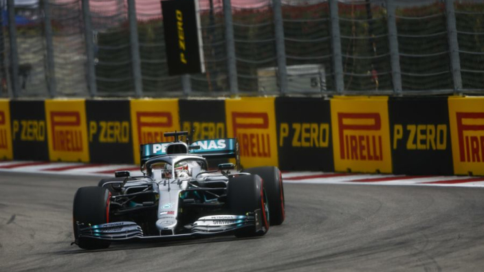 Hamilton: Mercedes need rain to catch Ferrari in Russia