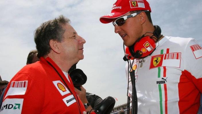 """Jean Todt ging opnieuw langs bij Michael Schumacher: """"Hij vecht nog steeds"""""""