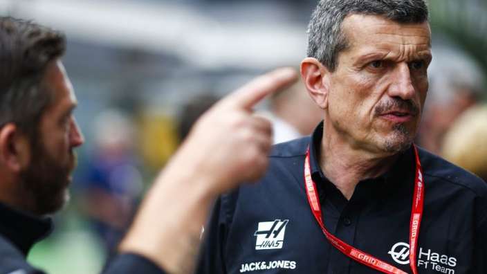 Steiner punished for Sochi steward outburst