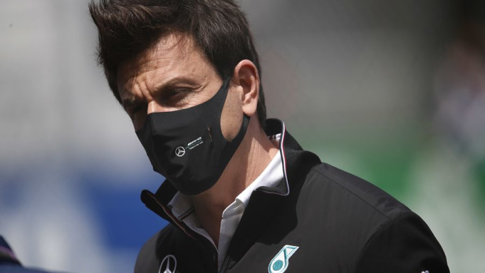 """Red Bull offering """"lottery number paycheques"""" to Mercedes staff - Wolff"""