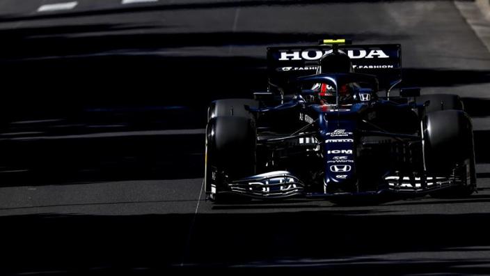 Gasly feared barrier shunt in Vettel battle