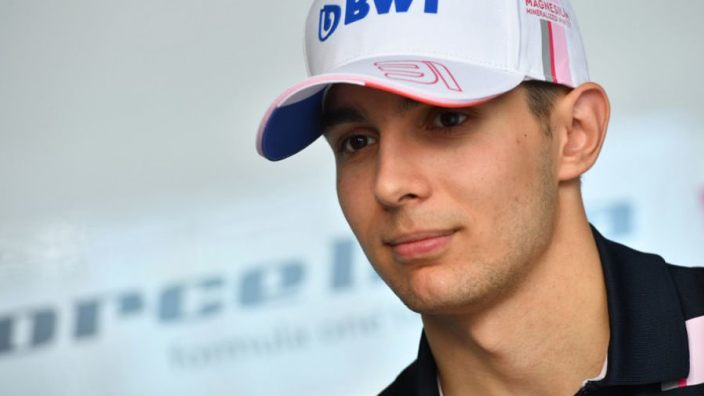 OFFICIEEL: Esteban Ocon in 2019 naar Mercedes