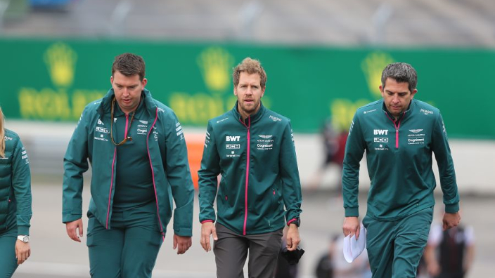 """Vettel """"very bitter"""" following Hungarian GP disqualification"""