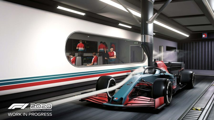 F1 Reader F1 2020 First Look At The My Team Game Mode