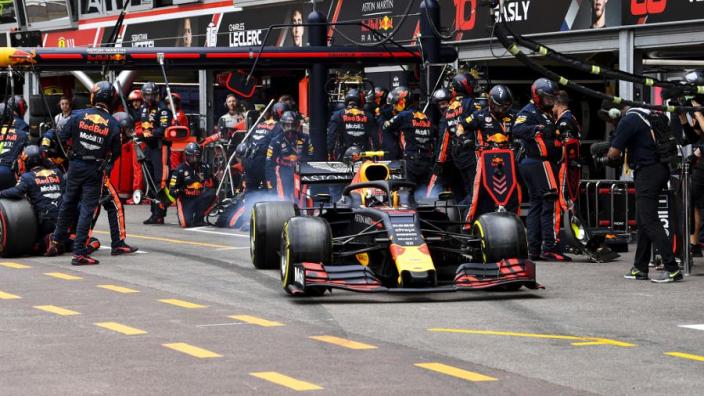 'Verstappen krijgt in Monza beschikking over meer vermogen'