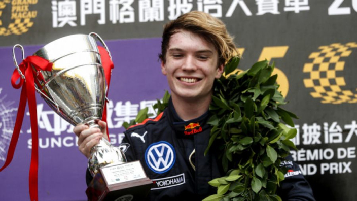 Ticktum with one eye on Toro Rosso as superlicence worries clear