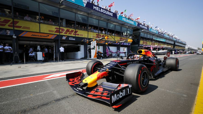 Max Verstappen Verstappen Honda party mode making a difference