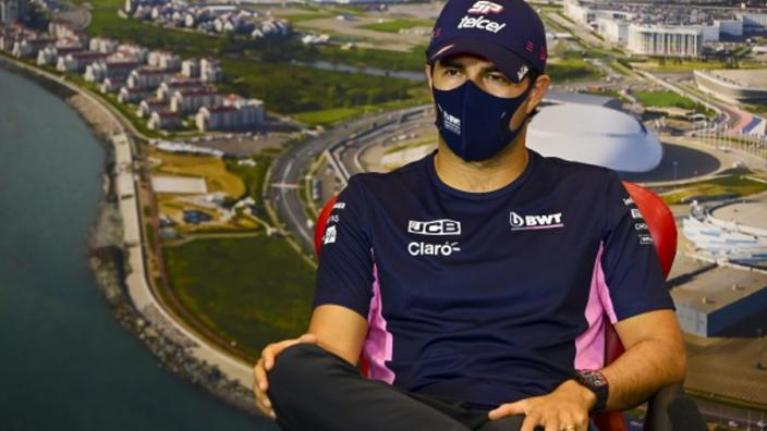 """Perez tevreden met vijfde startplek: """"Maar de race van morgen is lang"""""""