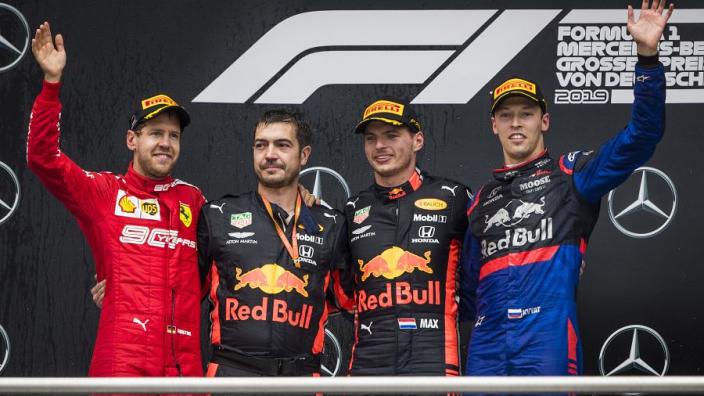 German Grand Prix: Driver Ratings