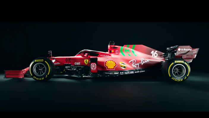 Ferrari - what is new on the SF21
