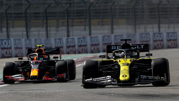 Albon en Ricciardo ontvangen strafpunt voor overtreding tijdens GP Rusland
