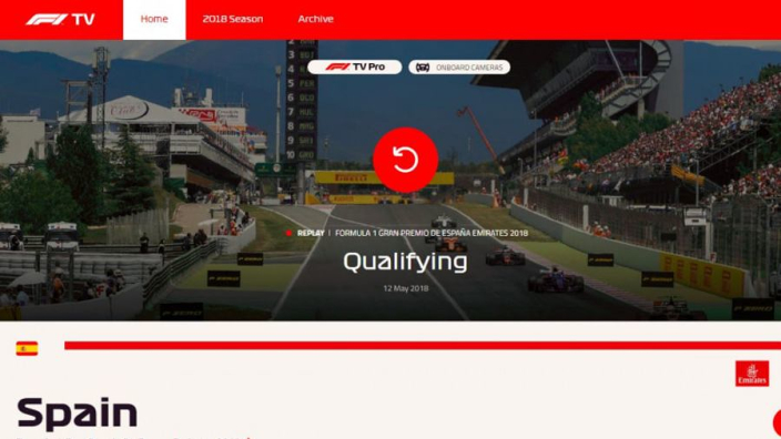 F1 TV stalls as Liberty forced to refund angry viewers