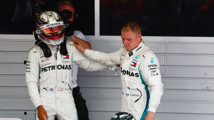 Bottas wants Russian response after team orders controversy
