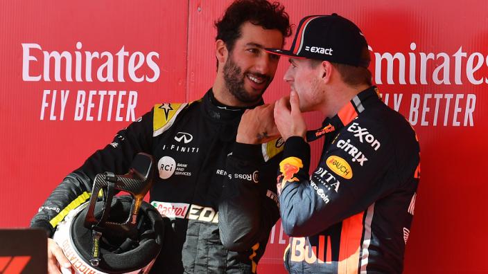 Ricciardo: 'Strakke trainingsschema zou de levensduur van mijn carrière kunnen verlengen'