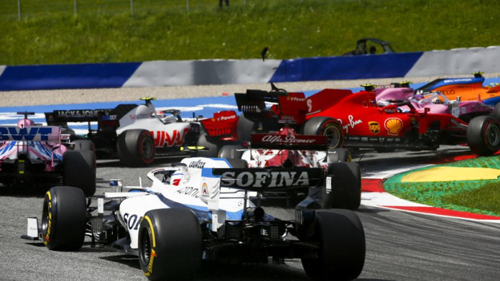 """Vettel baalt van crash: """"Had niet veel anders kunnen doen"""""""