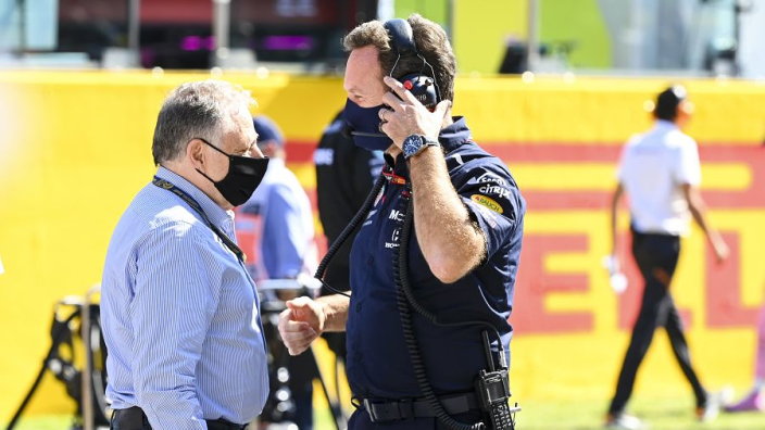 """Horner calls on FIA """"to be on top"""" of policing F1 teams"""