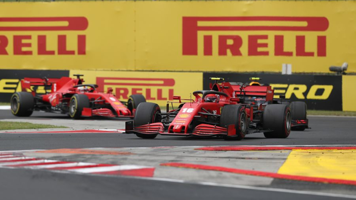 Formula One: Binotto plans Ferrari overhaul after bad start to season