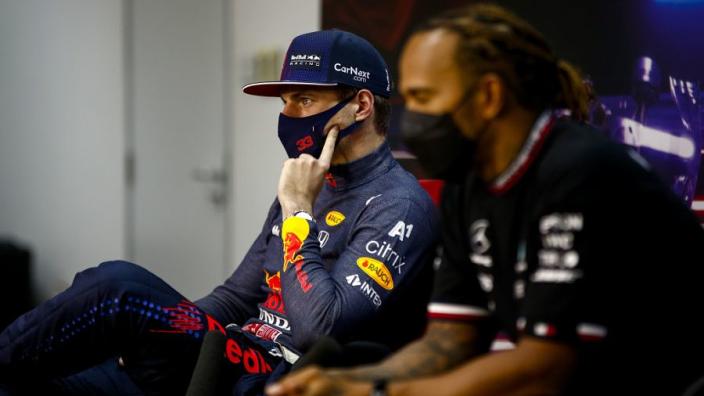 """Verstappen: """"We hebben geen garanties voor Imola"""""""