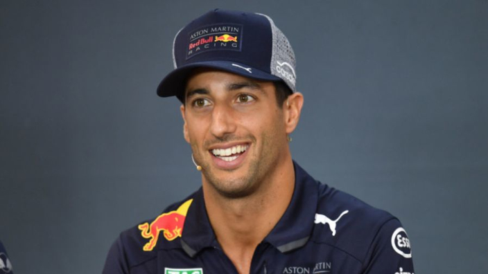 Ricciardo: It's just so hard to overtake on street circuits