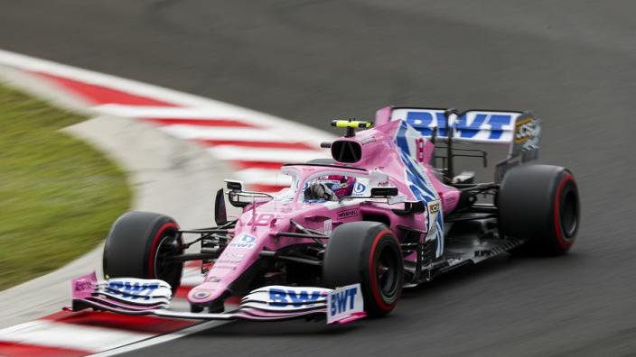 Verstappen/Grosjean mid-practice bust-up; Albon smash; Stroll quickest
