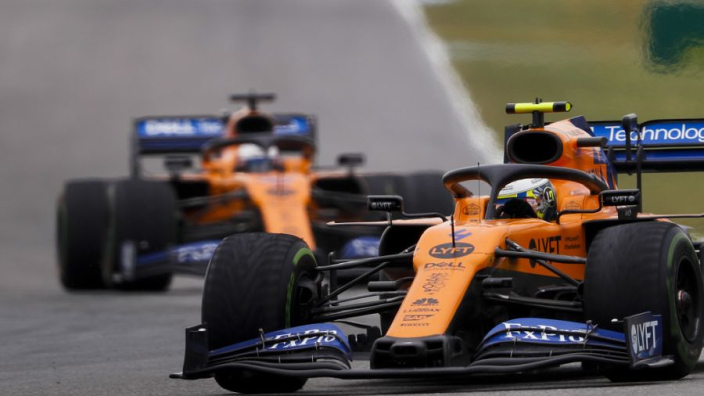 "McLaren vows to go for its Formula 1 rivals ""as hard as we can"""