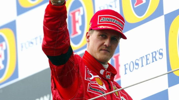 How Schumacher's anxiety and self doubt created an F1 legend