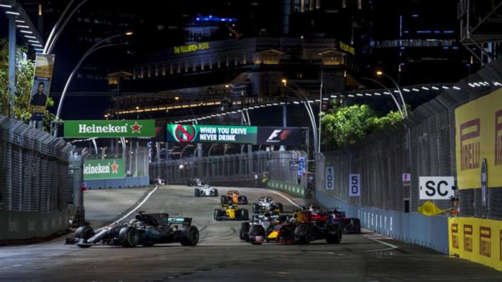 Grand Prix van Singapore: alle informatie die je nodig hebt