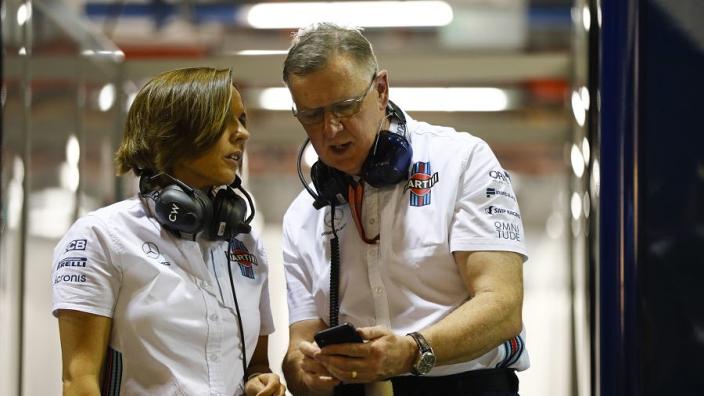 Latest Williams departure as CEO O'Driscoll to retire