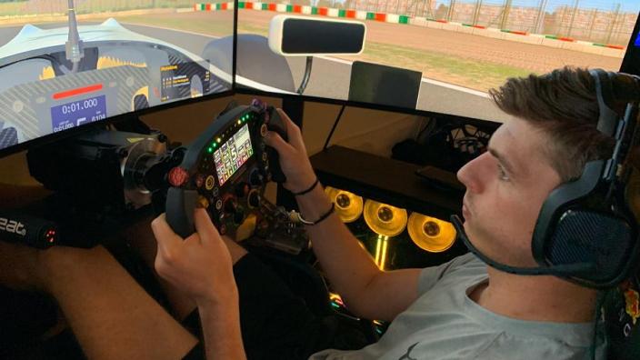 Virtual Grands Prix return to kickstart 2021