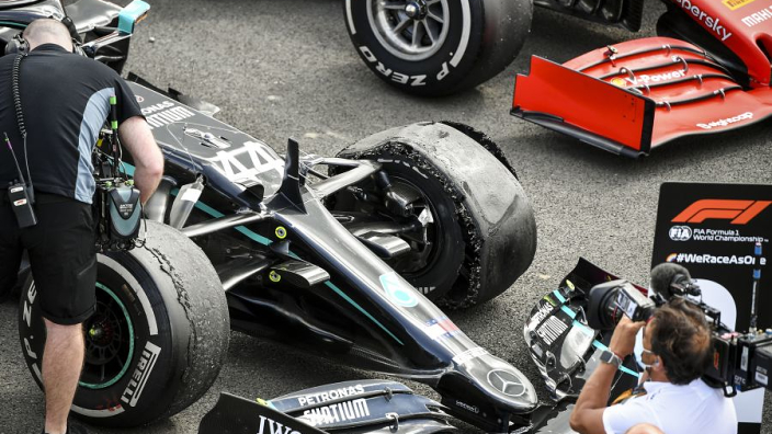 Pirelli launch 360-degree investigation following British GP tyre failures