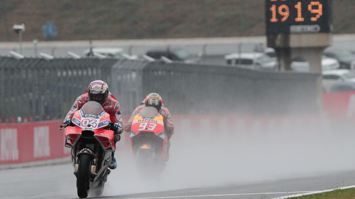 MotoGP cancellation casts doubt over F1 Japanese Grand Prix