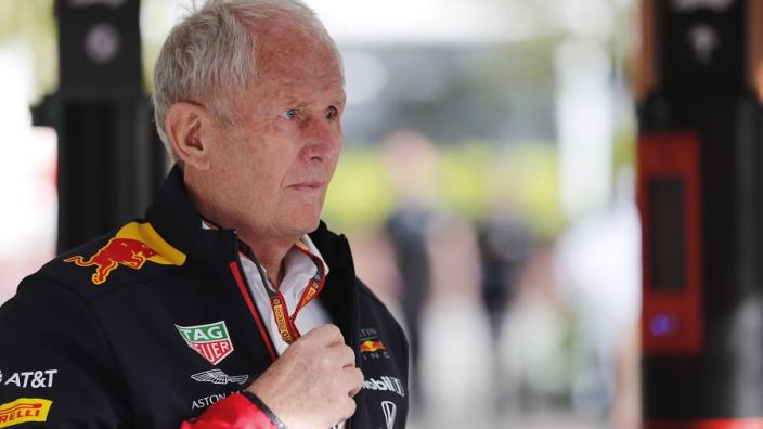 """Marko onder de indruk van Hülkenberg: """"Maanden niet in F1-auto gezeten"""""""