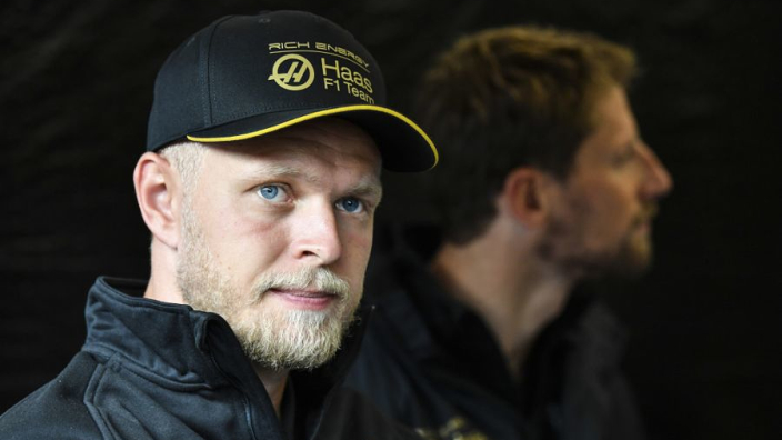 Magnussen: I still want to be F1 world champion