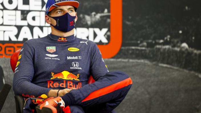 """Verstappen: """"Hoef niet door te blijven hameren, Red Bull weet het wel"""""""