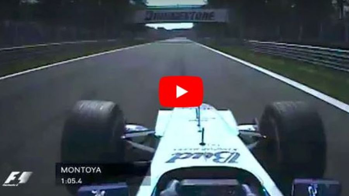 VIDEO: The amazing Monza record that could fall this week